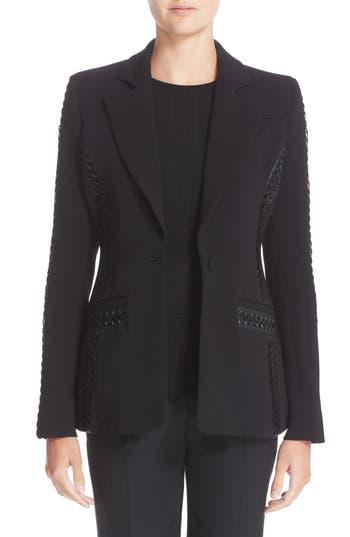Women's Altuzarra Acacia Lace Detail Jacket