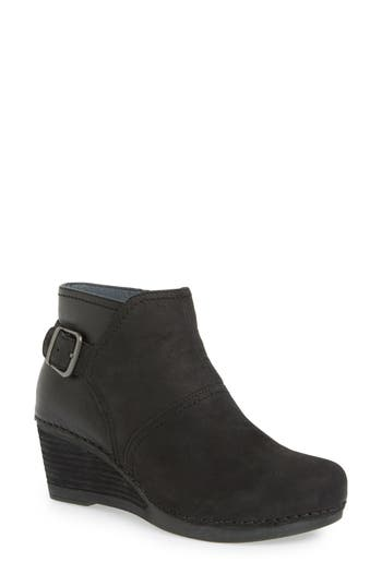 Women's Dansko 'Shirley' Wedge Bootie at NORDSTROM.com