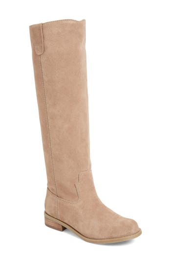 Sole Society Hawn Knee High Boot, Brown