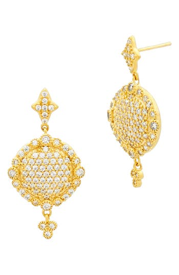 Women's Freida Rothman 'Mercer' Pavé Drop Earrings