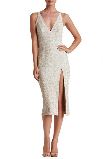 Women's Dress The Population Camilla Sequin Dress
