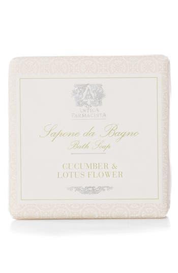 Antica Farmacista 'Cucumber & Lotus Flower' Bar Soap