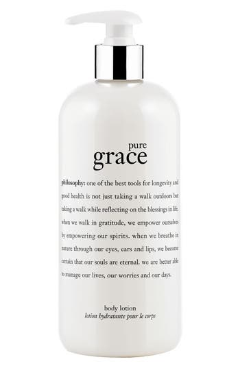 Philosophy 'Pure Grace' Perfumed Body Lotion at NORDSTROM.com