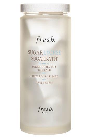 Fresh Sugar Lychee Bath Cubes