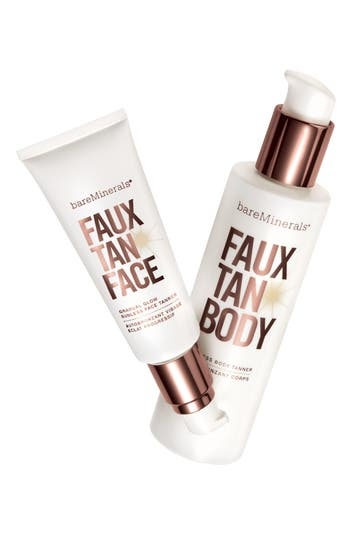 Bareminerals Faux Tan Sunless Tanner For Body