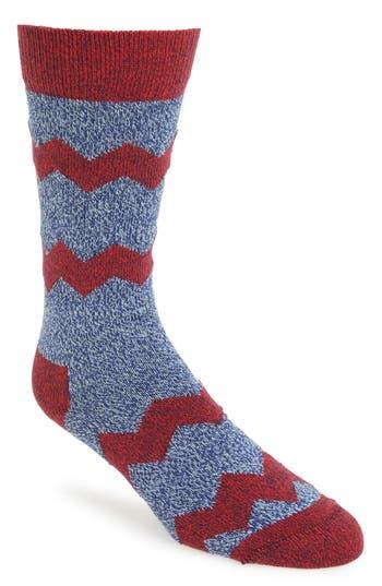 Men's Happy Socks Zigzag Socks