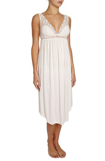 Women's Eberjey Kiss The Bride Nightgown
