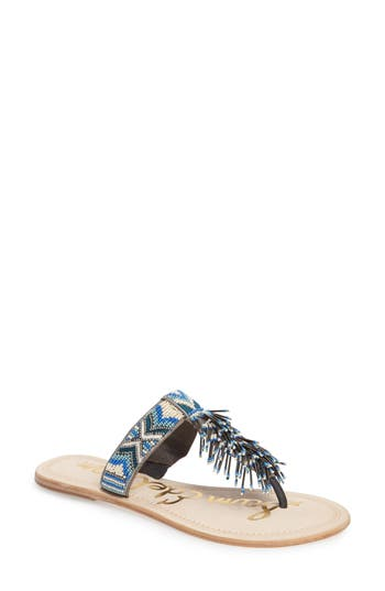 Sam Edelman Anella Beaded Sandal