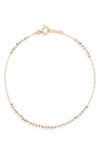 Poppy Finch Shimmer Line Bracelet