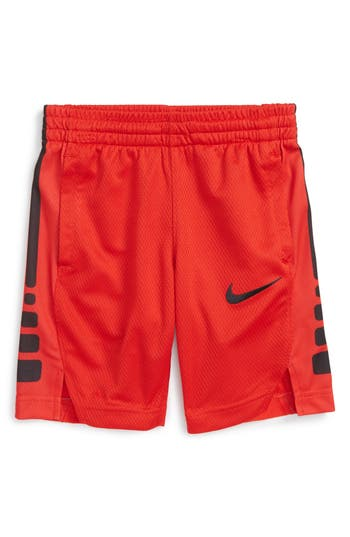 Boy's Nike Elite Stripe Shorts