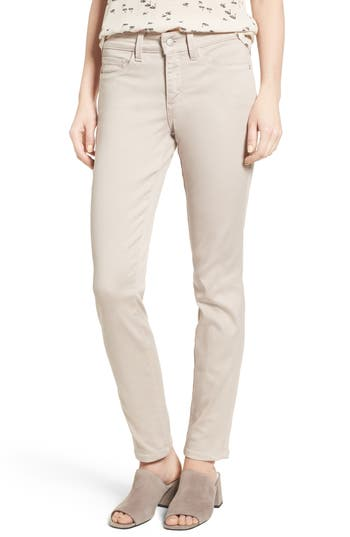 Nydj Alina Colored Stretch Skinny Jeans, Pink