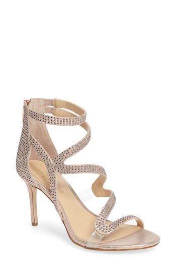 Imagine By Vince Camuto Prest Sandal, Metallic