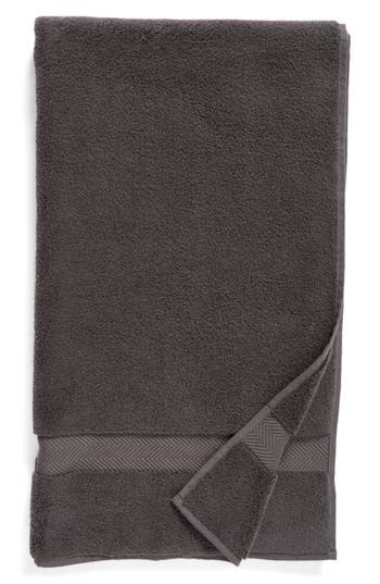Nordstrom At Home Hydrocotton Hand Towel, Size One Size - Grey