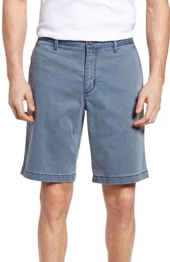 Big & Tall Tommy Bahama Boracay Chino Shorts - Blue