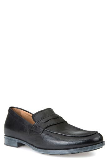 Geox Besmington 6 Penny Loafer
