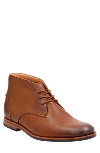 Clarks Broyd Mid Chukka Boot, Brown