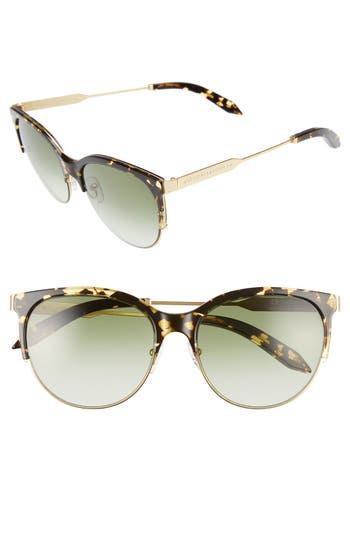 Victoria Beckham Layered Combination Kitten 55Mm Sunglasses -