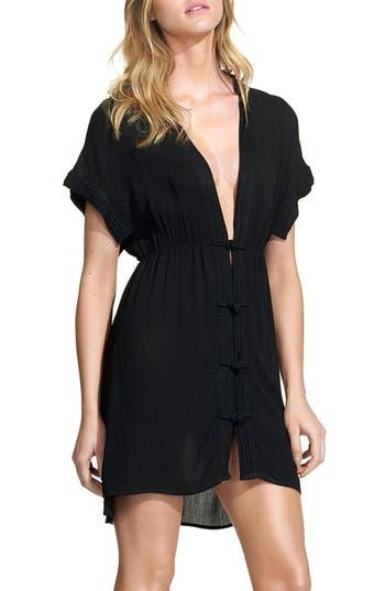 Vix Swimwear Fuji Cover-Up Caftan Dress