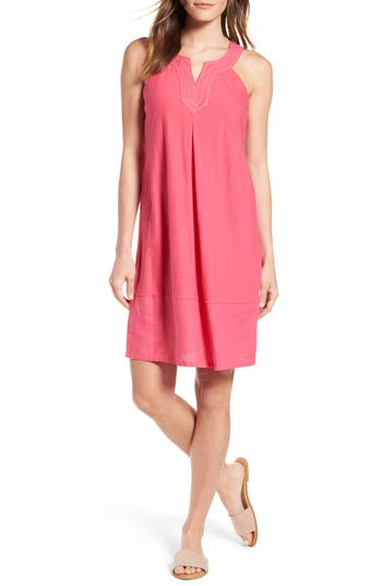 Tommy Bahama Arden Shift Dress, Pink