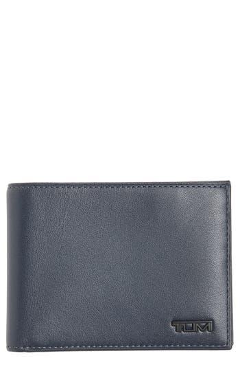 Tumi Delta Wallet - Blue