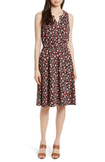 Kate Spade New York Casa Flora A-Line Dress