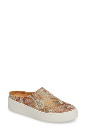 Free People Wynwood Slip-On Sneaker, Orange