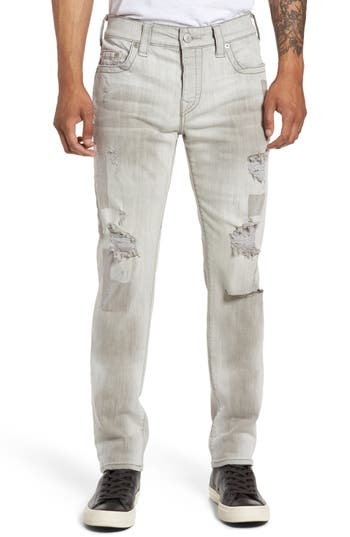 Men's True Religion Brand Jeans Rocco Skinny Fit Jeans