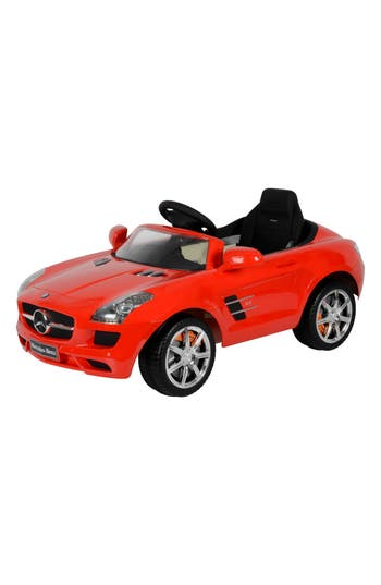 Infant Best Ride On Cars Mercedes Sls RideOn Car
