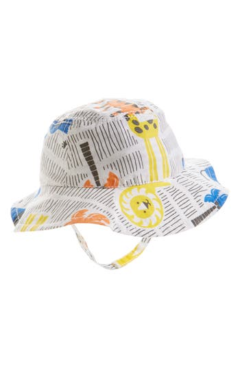 Infant Nordstrom Baby Reversible Bucket Hat -