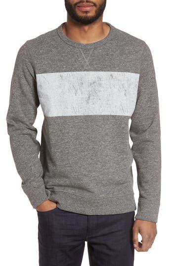 Men's Jason Scott Distressed Print Sweatshirt