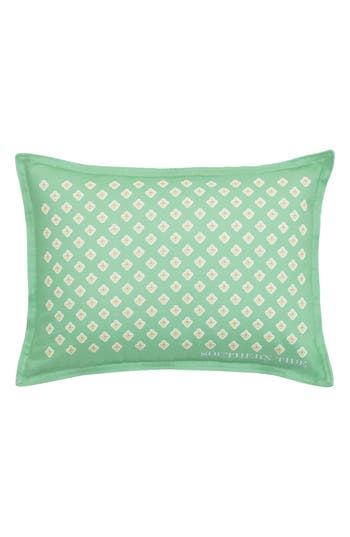 Southern Tide Skipjack Chino Accent Pillow, Size One Size - Green