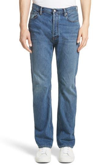 Land Classic Straight Leg Jeans