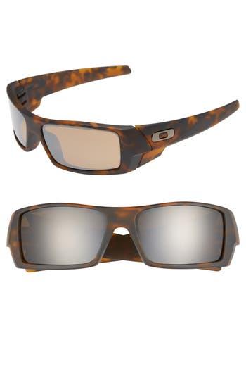 Oakley Gascan 60Mm Sunglasses - Brown Tort