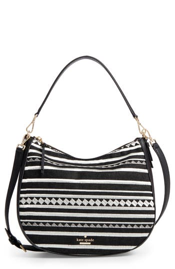 Kate Spade New York Jackson Street Embroidered Mylie Hobo -