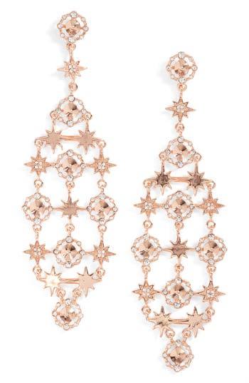 Women's Rebecca Minkoff Stargazing Night Sky Drop Earrings