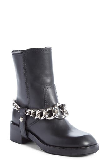 Miu Miu Riding Boot, Black