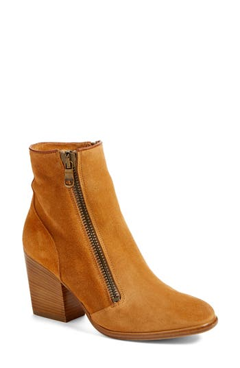 Alberto Fermani Cara Bootie- Brown