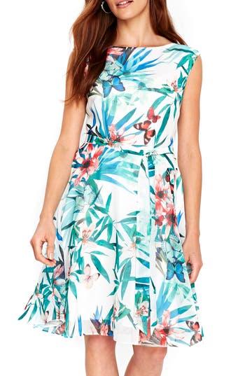Wallis Dhalia Fit & Flare Dress, US / 8 UK - Ivory