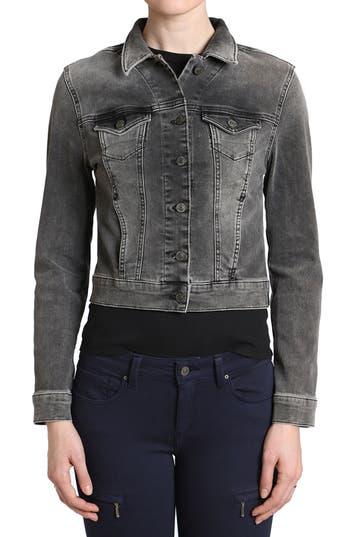 Mavi Jeans Samantha Denim Jacket, Grey