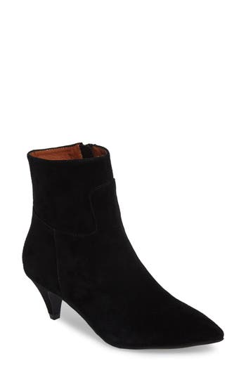 Jeffrey Campbell Muse Bootie- Black