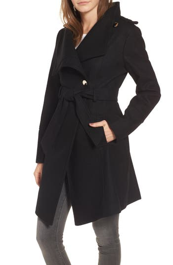 Women's Guess Wrap Trench Coat