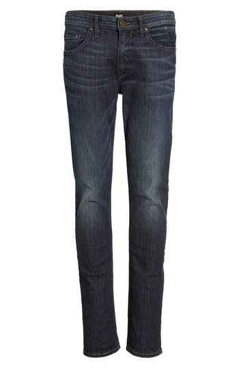 Big & Tall Paige Lennox Slim Fit Jeans, Blue