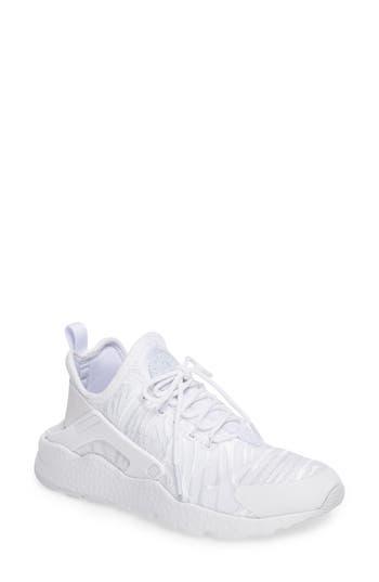 Nike Air Huarache Run Ultra Premium Sneaker- White