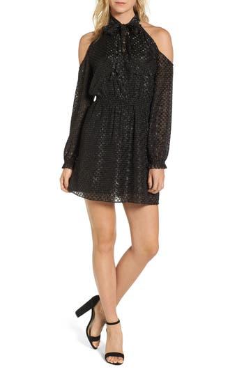 Women's Cooper & Ella Cornelia Blouson Dress, Size X-Small - Black