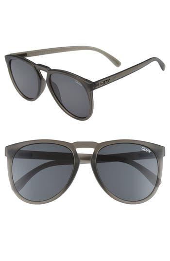 Quay Australia Phd 5m Sunglasses - Grey/ Smoke