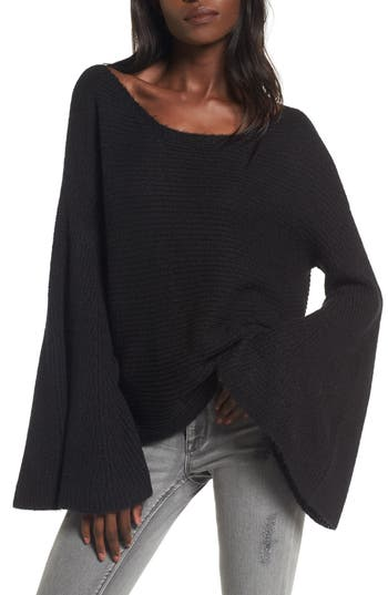 Women's Bp. Flare Sleeve Sweater