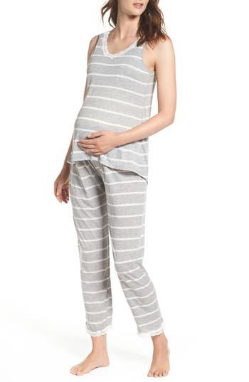 Women's Belabumbum Maternity/nursing Tank Pajamas