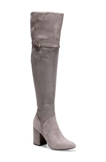 Cole Haan Darcia Over The Knee Boot, Grey