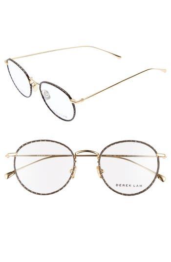 Derek Lam 50Mm Optical Glasses - Brown