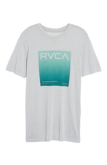 Rvca Balance Process T-Shirt, Beige